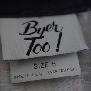 Byer Too! Jackets & Coats - Vintage cropped plaid light jacket hipster 1990s